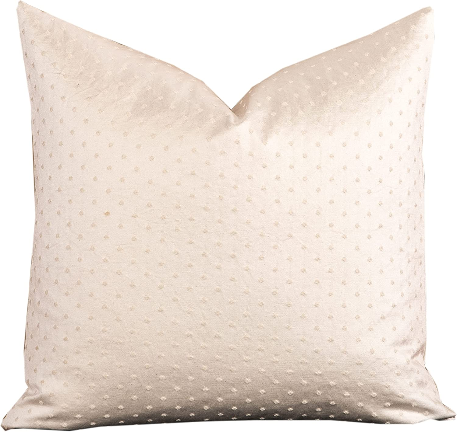 SIScovers Celeste Textured Off-White Toss 16 Max 87% OFF In a popularity Pillow x Medium