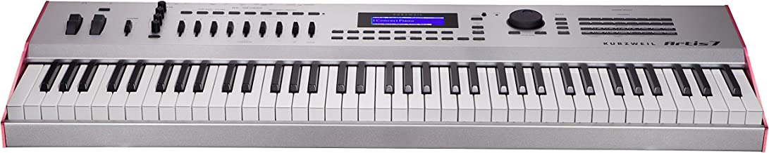 Kurzweil Artis 7 76-Key Stage Piano, Semi-Weighted Action wi