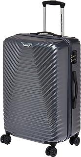American Tourister SkyCove Hardside Spinner Luggage 68cm with tsa lock - Grey