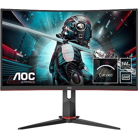 Aoc Gaming Cq27g2u 27 Zoll Qhd Curved Monitor 144 Computer Zubehör