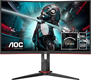 Monitor AOC CQ27G2U/BK- Pantalla para PC Curvo de 27