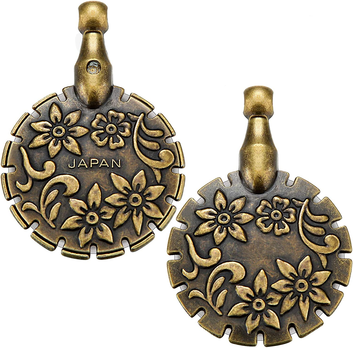 2 Excellence Pieces Yarn Cutter Ranking TOP13 Pendants P Gold Antique Metal Thread