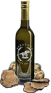 Saratoga Olive Oil Company Gourmet Truffle Olive Oil 375ml (12.7oz)