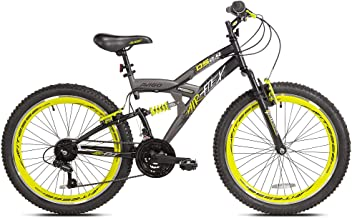 Avigo Air Flex Dual Suspension Bike Youth