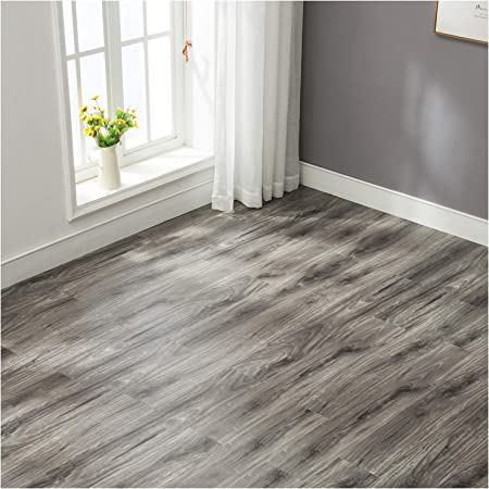 selkirk vinyl plank flooring waterproof click lock wood grain 5 5mm spc rigid core 48 1 32 x 7 7 32 larkyn sk559 28 84sqft box