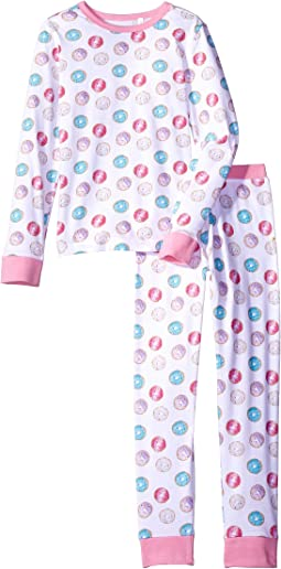Organic Cotton Dreamwear Pajama Set (Little Kids/Big Kids)
