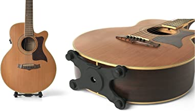 Standley Click-on Guitar Foot for Acoustic Guitars by Gator Frameworks (GFW-GTRSTANDLEY1)