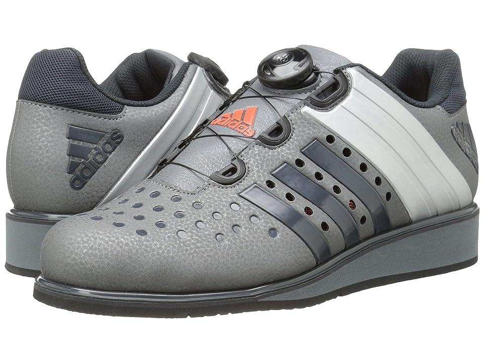 adidas Drehkraft (Iron Metallic/Dark Grey/Silver Metallic) Men
