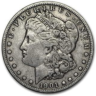 1901 O Morgan Dollar $1 Very Good