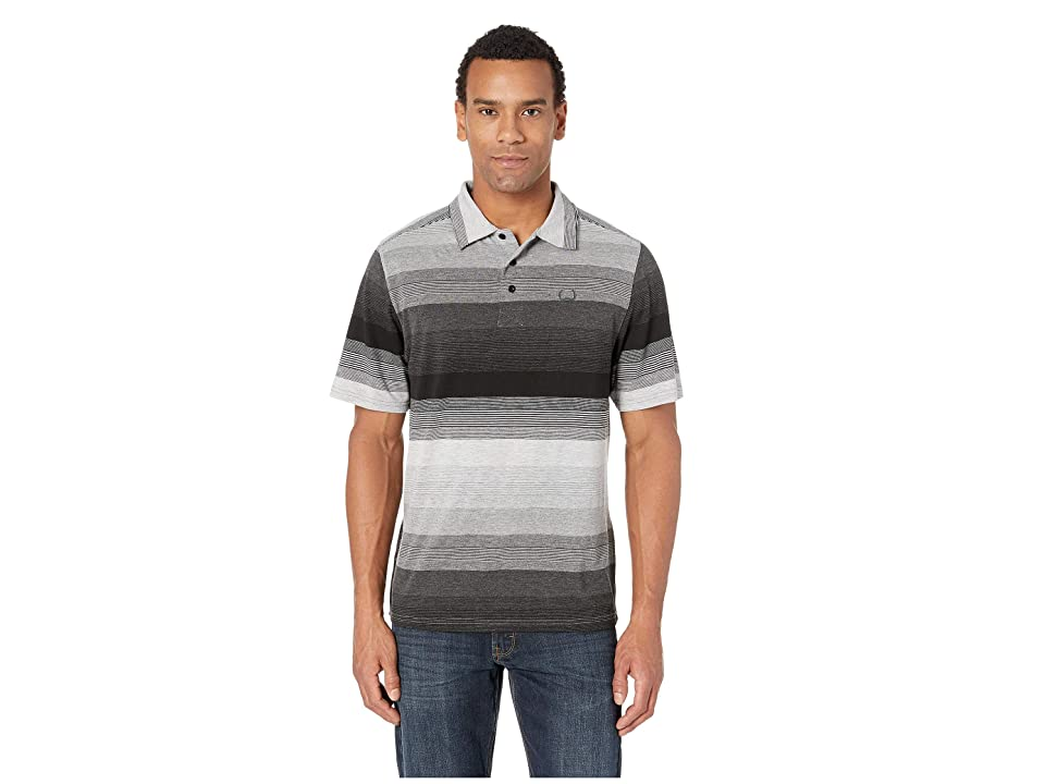 Image of Cinch Short Sleeve Arenaflex Polo (Multi) Men's Clothing