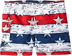 White Stars & Stripes