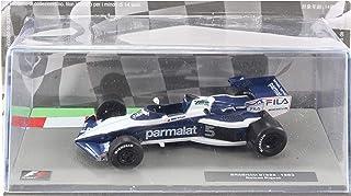 Deagostini Diecast 1:43 F1 Scale Model - Nelson Piquet F1 Brabham BT52B Race Car 1983
