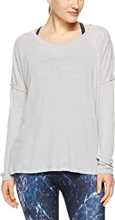 Lorna Jane Women's Crawford Vintage L/SLV Top