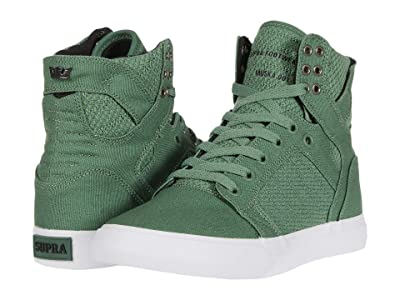 Supra Skytop (Hedge/White) Men