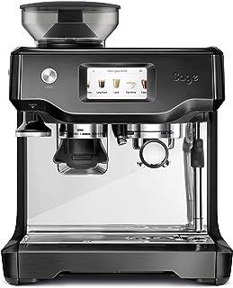 Sage Appliances SES880 the Barista Touch, ekspres do espresso, Black Stainless