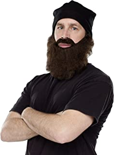 Fun World Quacker Duck Dynasty Beard and Cap