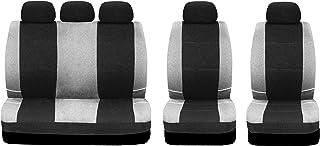 Sakura BY0802 - Juego de fundas para asientos de coche,