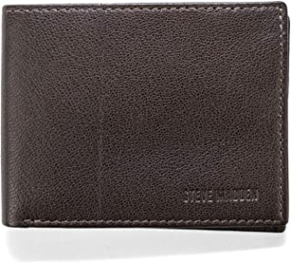 steve madden Summer 18 Leather Rfid Wallet Extra Capacity Attached Flip Pocket, 60 cm
