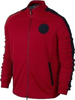 FC Mens N98 Track Jacket Red/Black