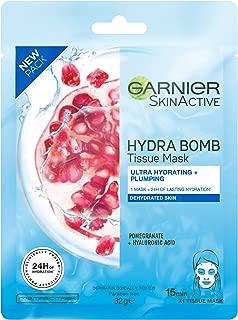 Garnier SkinActive Hydra Bomb Tissue Face Mask Pomegranate