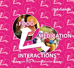 Food Medication Interactions 18th Edition