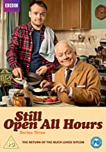 Still Open All Hours - Series 3 2016  Region2 Requires a Multi Region Player
