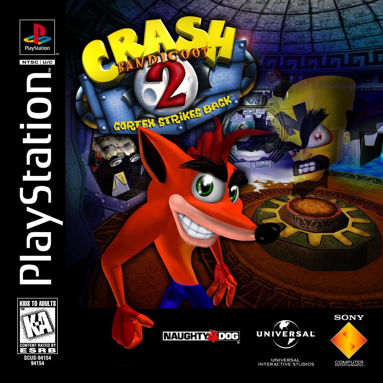 crash bandicoot games 2