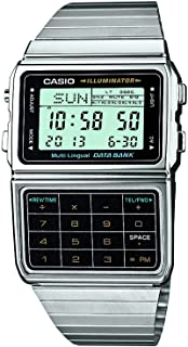 DBC-611-1CR Data Bank Classic Series Quality Watches -...
