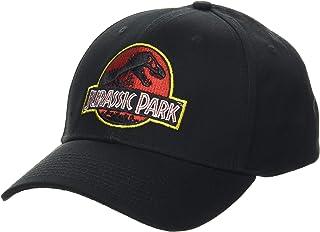 Jurassic World Casquette Jurassic Park-Logo Visiera, Multicolore (Multicouleur Multicouleur), Taglia Unica Unisex-Adulto
