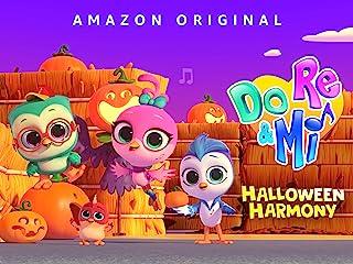 Do, Re & Mi – Halloween Harmony