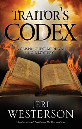 Traitor's Codex (A Crispin Guest Mystery Book 11)