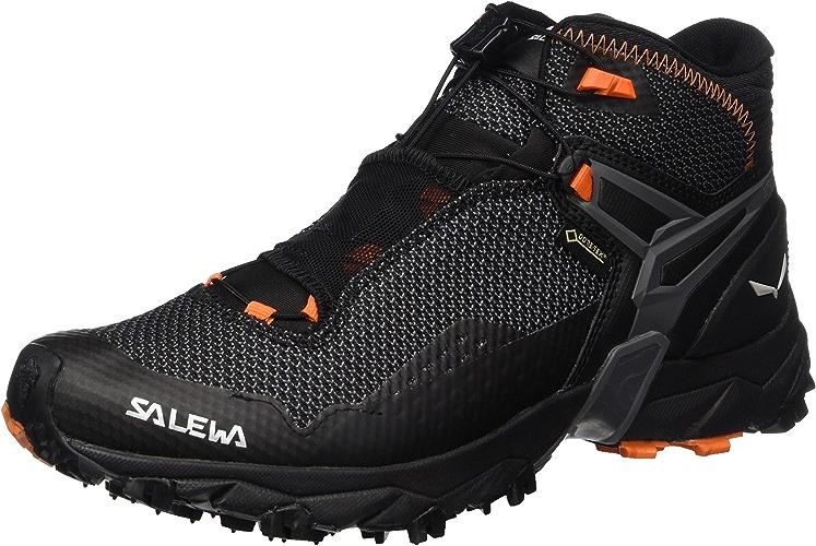 Salewa Ms Ultra Flex Mid GTX, Chaussures de Randonnée Basses Homme