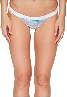 RVCA Washed Lines Skimpy Bottom