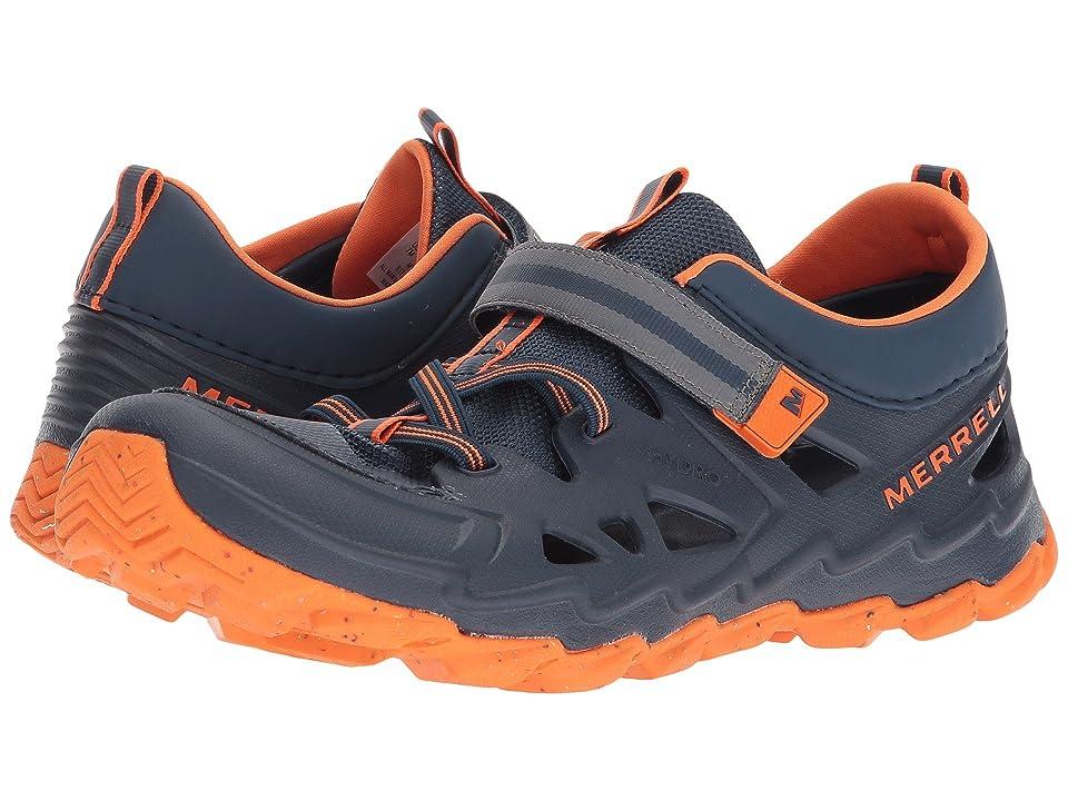 Merrell Kids Hydro 2.0 (Big Kid) (Navy/Orange) Boys Shoes