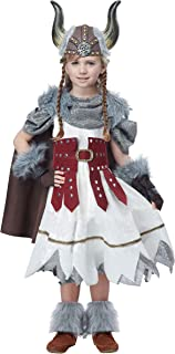 Child Valorous Viking Girl