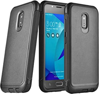 Asus Zenfone V Live Case Rugged Heavy Duty Dual Layer Black A009 V500KL (IKON CASE)