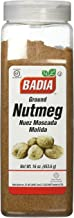 Badia - Ground Nutmeg - 16 oz.