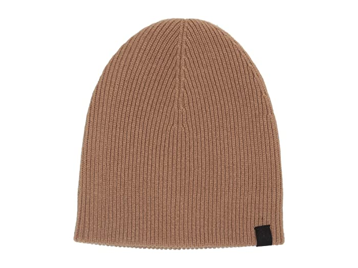 rag and bone  Ace Cashmere Beanie (Camel) Beanies
