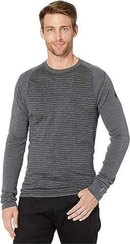 Medium Gray Tick Stitch