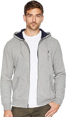 Long Sleeve Fleece Hoodie