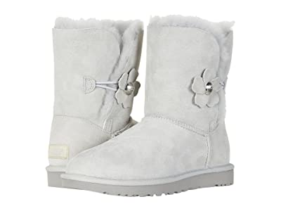 UGG Bailey Button Poppy (Grey Violet) Women