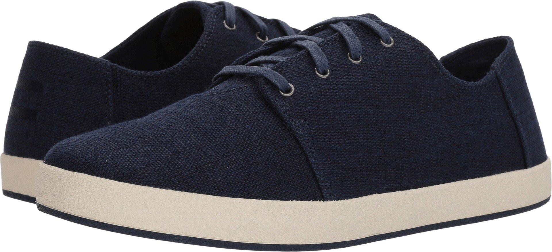 TOMS Men's Payton Canvas Sneaker, Size