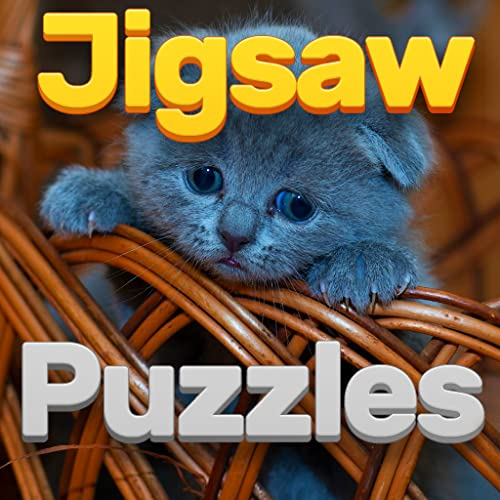 Jigsaw Puzzles for Kids and Adults - Cute