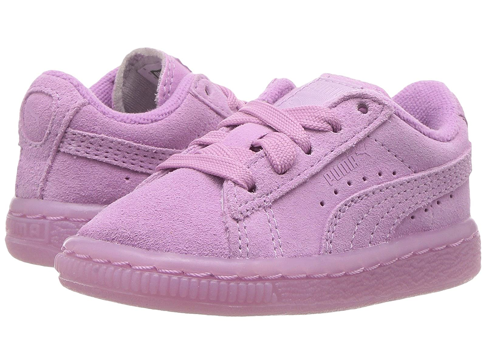 Puma Kids Suede Iced (Toddler)Cheap and distinctive eye-catching shoes