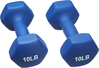 10 lbs dumbbells set