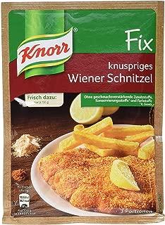 Knorr Fix Crispy Viennese Schnitzel