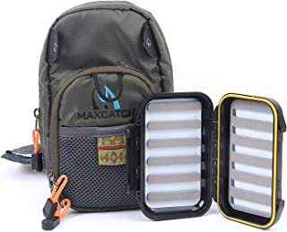 Maxcatch Fly Fishing Chest Bag Lightweight Chest Pack