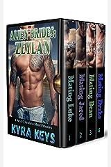 Alien Brides: Zeylan: 5 Sci-Fi Erotica Short Stories Kindle Edition