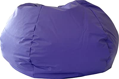 Gold Medal Bean Bags Bean Bag, X-Large, Purple