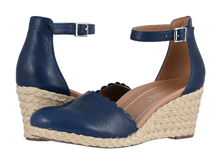 VIONIC  Anna (Navy) Womens Shoes